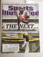 Sports Illustrated Magazine October 19 2015 Nba Kentucky Skal Labissiere