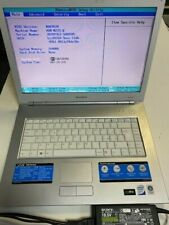 NOTEBOOK SONY VAYO VGN-N21S