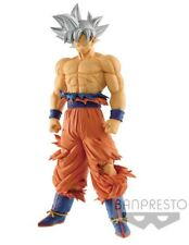 DRAGON BALL Z GOKU ULTRA INSTINCT RESOLUTION OF SOLIDERS GRANDISTA NEW.PRE-ORDER