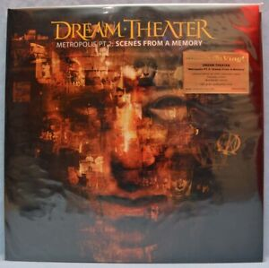 DREAM THEATER Metropolis Pt 2: Scenes From A Memory - LTD EDITION NO. 297 SEALED