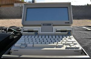 IBM 5140 PC Convertible luggable / laptop. Includes serial/parallel module!