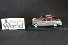 Rio Mercedes-Benz 300 L 1960 Open Cabriolet 1:43 silver (JS)