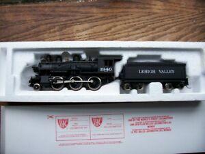 IHC Steam Engine Locomotive 2-6-0 Mogul Premier M550 Coal  #1940 LV