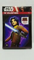 32 Star Wars Rebels Valentines Day Cards 8 Different Designs Kids School Class