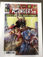 Avengers #1 Clayton Crain Marvel Comics Midtown Exclusive Variant NM 9.6-9.8
