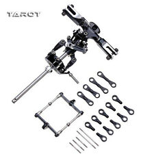 Tarot 450 PRO Metal Main Rotor Head Set Black TL2338-01