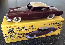 Dinky Toys/Dan Toys DAN-C010 Studebaker Commander - Stunning Finish! Ltd 500
