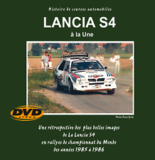 DVD Best of Lancia Delta S4 Group B Gruppe B Rallye Toivonen Alen APV 48TV 40min