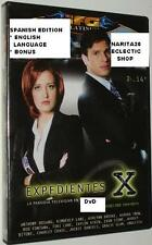 EXPEDIENTES X Parodia ASHLYNN BROOKE English language Spanish DVD NEW