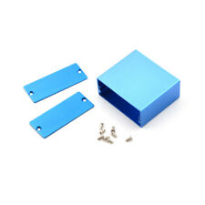 DIY PCB Instrument Aluminum Box 50*58*24mm Enclosure Case Project electronic-US