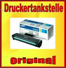 Original Toner Samsung MLT-D1042X ML1660 ML1860 ML1865 ML1865W SCX3200 NEU OVP