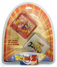 GameBoy Advance - SP - 2 Dragonball Z Protection Cases / Hüllen für SP NEU & OVP
