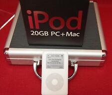 Apple IPOD Classic 4th Generation with Box,Case, ITrip, Software, More