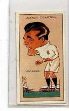 (Jn223-100)Players,Football Caricatures By MAC,H.C.Laird,1927 #42