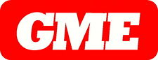 GME Boat,  Tacklebox Sticker Decal 260 x 100mm