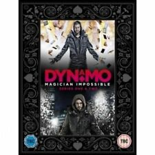 Dynamo - Magician Impossible: Series 1 and 2 [DVD]