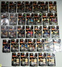 Lot of 33 KISS Paul Stanley Die-Cast Funny Cars Johnny Lightning - Racing Dreams