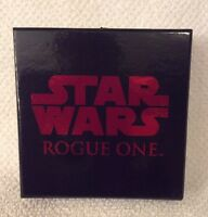 DISNEY STAR WARS ROGUE ONE PIN JUMBO DEATH STAR PIN LIMITED EDITION 3000 Gift