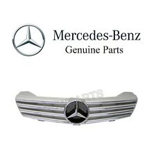 Mercedes W219 CLS500 CLS550 Front Center Grille Assembly Genuine 219 880 00 83