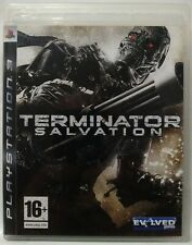 Terminator Salvation. Ps3. Fisico. Pal Es