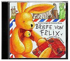 CD Hörbuch: Briefe von Felix von Anette Langen (2002)