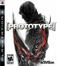 [ PROTOTYPE ] PLAYSTATION 3 GAME NEW US VERSION BLU-RAY DISC PS3