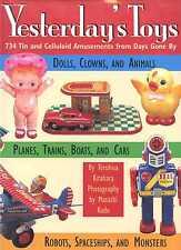 Antique Tin & Celluloid Toys Robots Vehicles Etc. - Makers Dates / Scarce Book