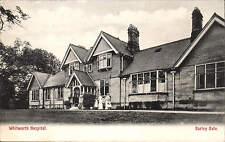 Darley Dale. Whitworth Hospital by Artistic Publishing Co.