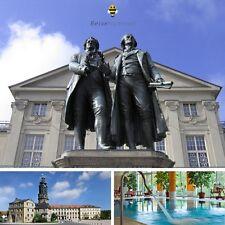 3 Tage Weimar Special Städtereise 4★ Park Inn Hotel Wellness Kurzurlaub