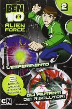 Ben 10 Alien Force. L'esperimento: 2 - Mondadori - Libro nuovo in offerta!