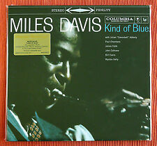 MILES DAVIS - KIND OF BLUE   180g Audiophile  2LP  Music On Vinyl 2010  SEALED