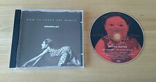 RARE Helicopter Girl How To Steal The World 2000 Promo CD Album Electro Trip Hop