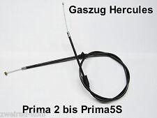 Gaszug komplett Hercules Mofa  Prima2 bis Prima5S