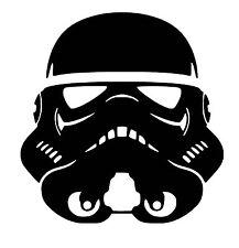 StarWars Stormtrooper vinyl car Decal / Sticker