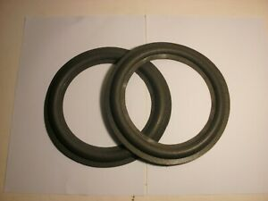 """One pair of 8"""" Bose foam surrounds. eg 300 , 301 etc. See  list."""