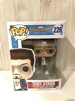 Funko Pop Vinyl Marvel Spider-man Homecoming Tony Stark