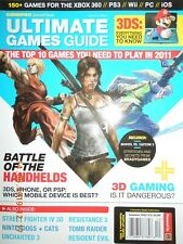 GAMEPRO special issue ULTIMATE GAME GUIDE zelda MARIO resident evil NINTENDO new