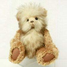 Monty from the Busser Bear Collection - by Leeann Snyder - US Artist