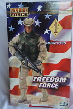 Elite Freedom Force US Marine Corps Persian Gulf Action Figure Hispanic 21057