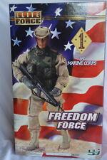 Elite Freedom Force US Marine Corps Persian Gulf Action Figure Hispanic 21057