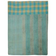 Vintage Kantha Quilts Throw Rally Handmade Bedspreads Reversible Gudri
