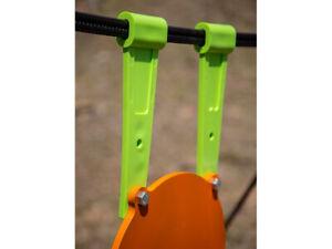 GlowShot Last Stand Self Healing Plate Hangers - Pair