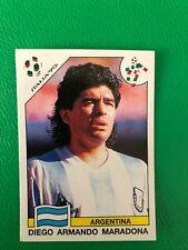 PANINI DIEGO MARADONA WORLD CUP STICKER LOT ITALIA 1990 RARE ORIGINAL