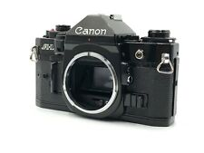 Canon A-1 35mm SLR Film Camera Body Black From Japan