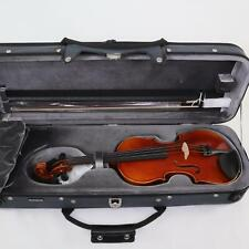 Yamaha Model AV7-44SG 4/4 Violin Outfit with Case and Bow MINT CONDITION