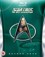 Star Trek - The Prossimo Generazione Stagione 4 Blu-Ray Nuovo Blu-Ray (BSP2486)