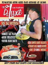 "CAR KULTURE DELUXE MAGAZINE - # 27 ""NEW!"" (April 2008)"