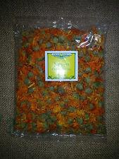 Marigold dried flower*Calendula Officinalis*Organic tea herb-FREE POSTAGE