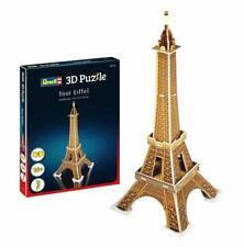 Revell- Torre Eiffel 3D Puzzle, (00111)