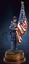 COLLECTORS SHOWCASE 120MM STATUETTE CS16007 UNION FLAG BEARER 1862 MIB